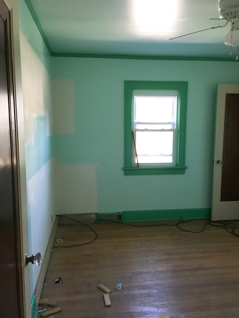 Week One Progress: Guest Room